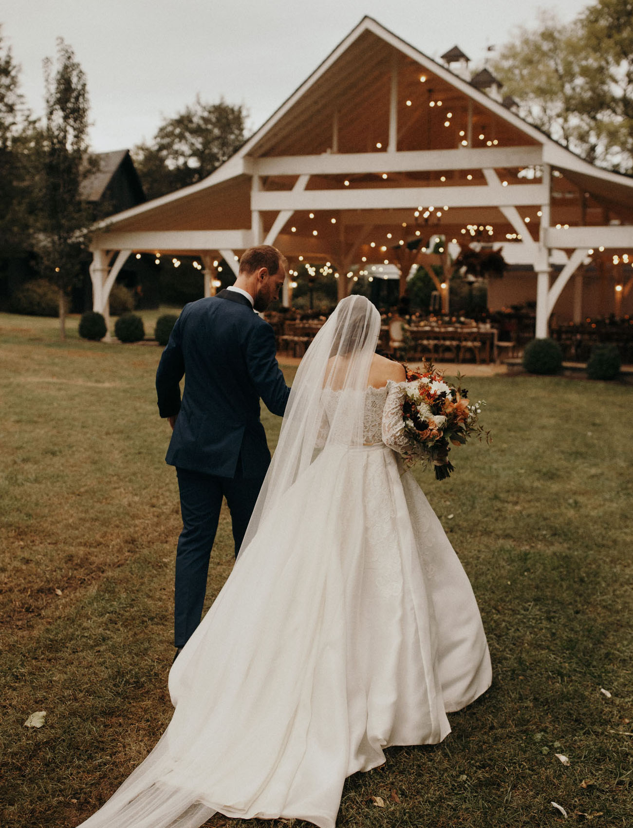 Rustic Nashville Wedding