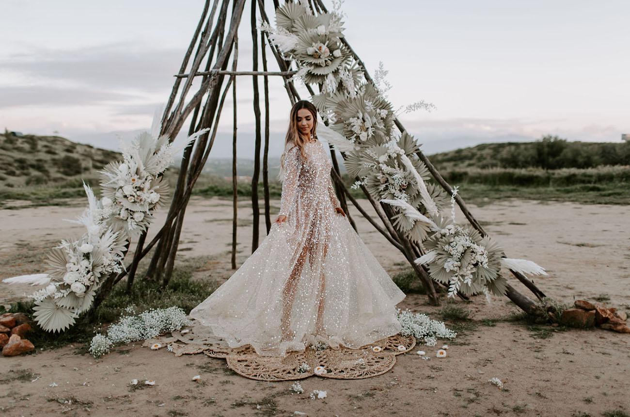 En Blanc LA Dress