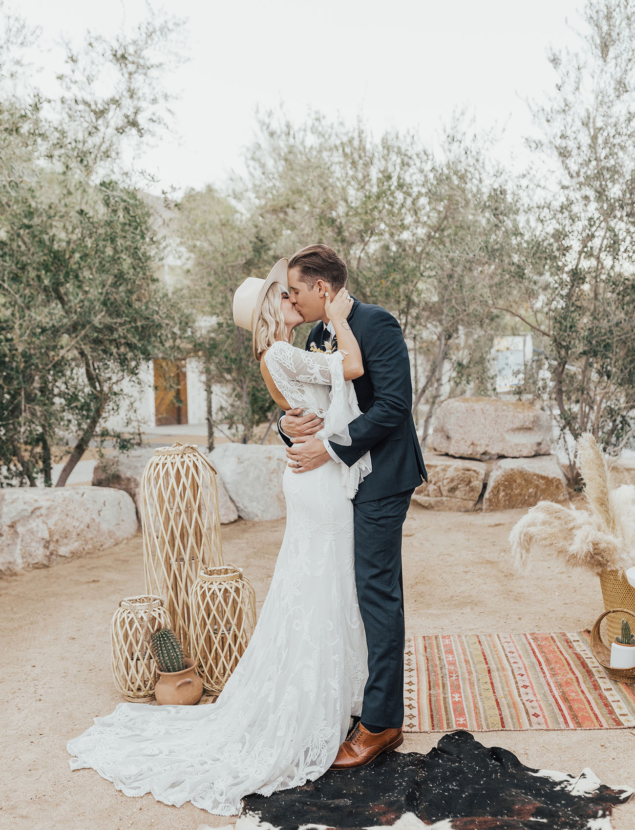 Palm Springs Friday Wedding