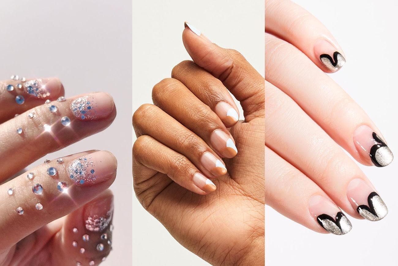 nail art wedding manicure ideas
