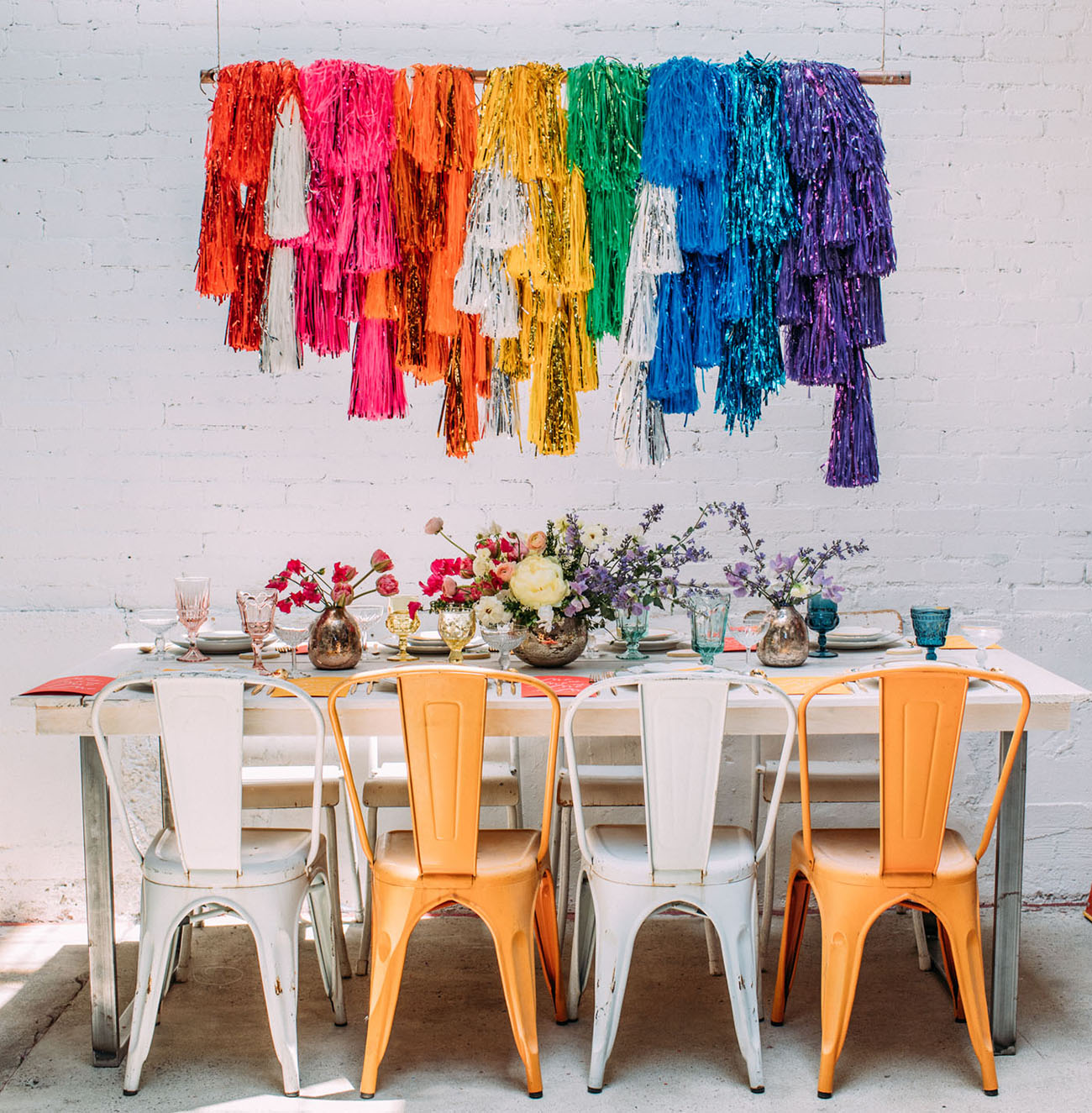 Grab a Seat at the Table + Celebrate Pride!