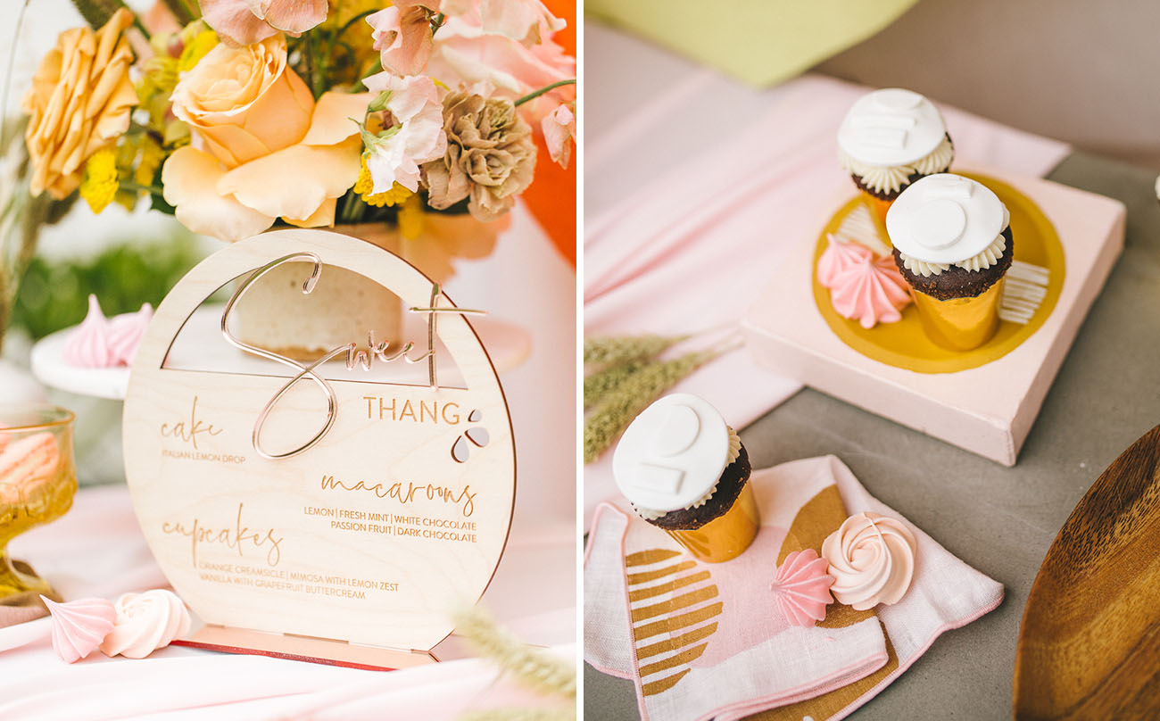 Zesty Citrus Wedding Inspiration