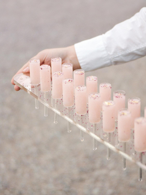 Rosé Mini Push Pops