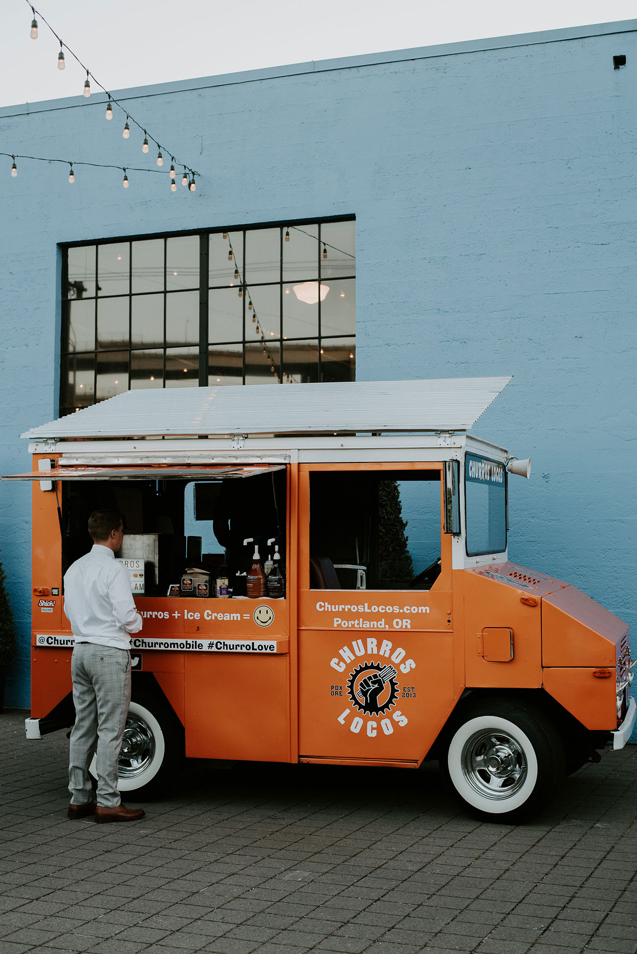 churros food truck