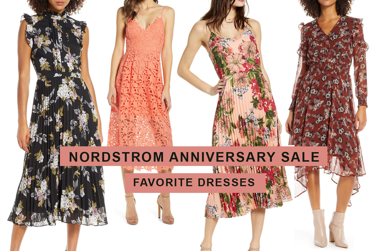 What to Wear to a Summer or Fall Wedding – Nordstrom Anniversary Sale edition!