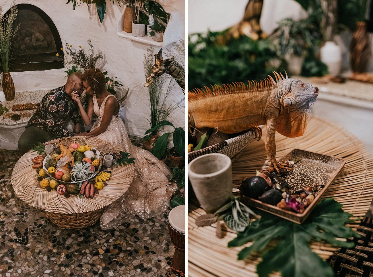 Lion King Wedding Inspiration