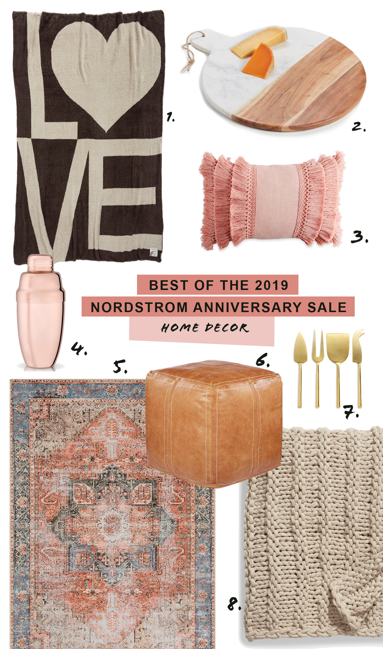 Nordstrom Anniversary Sale Home Decor Finds