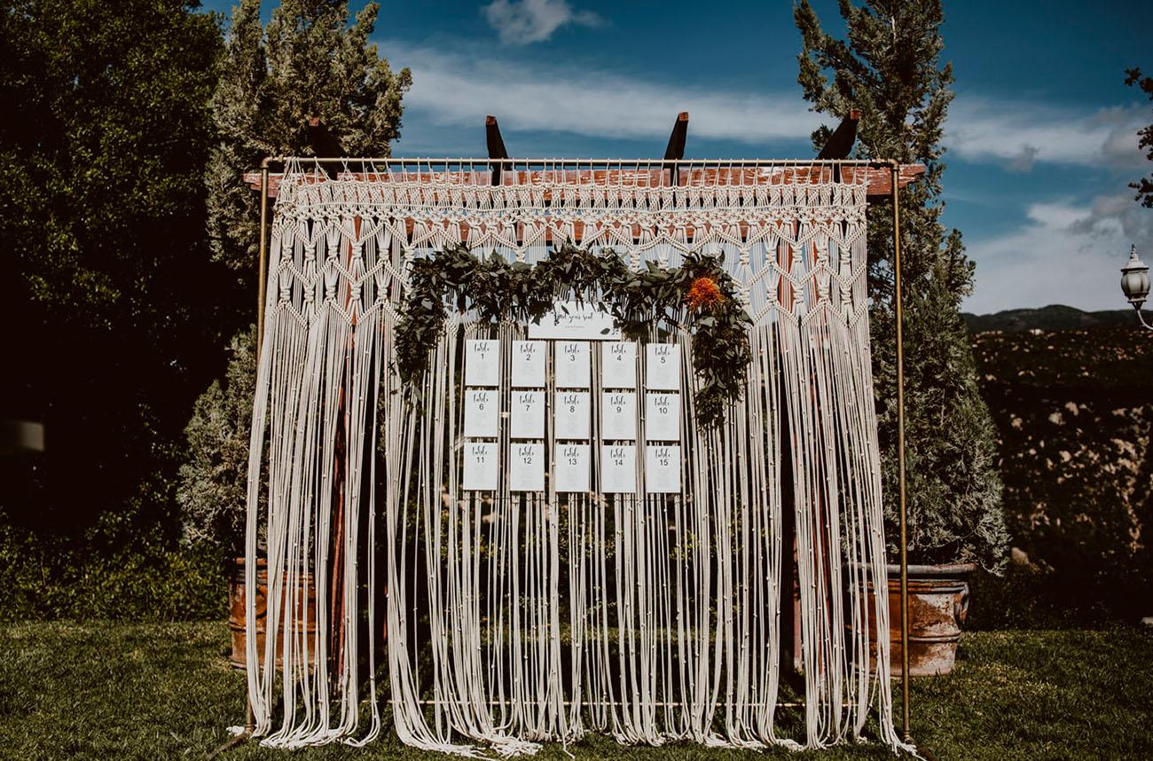 DIY Boho Wedding
