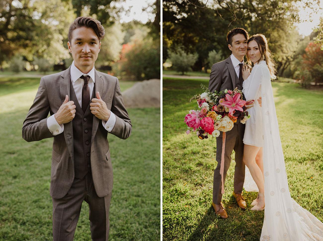 Summer Boho Wedding Inspiration