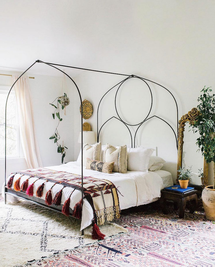 Favorite Boho Bedrooms