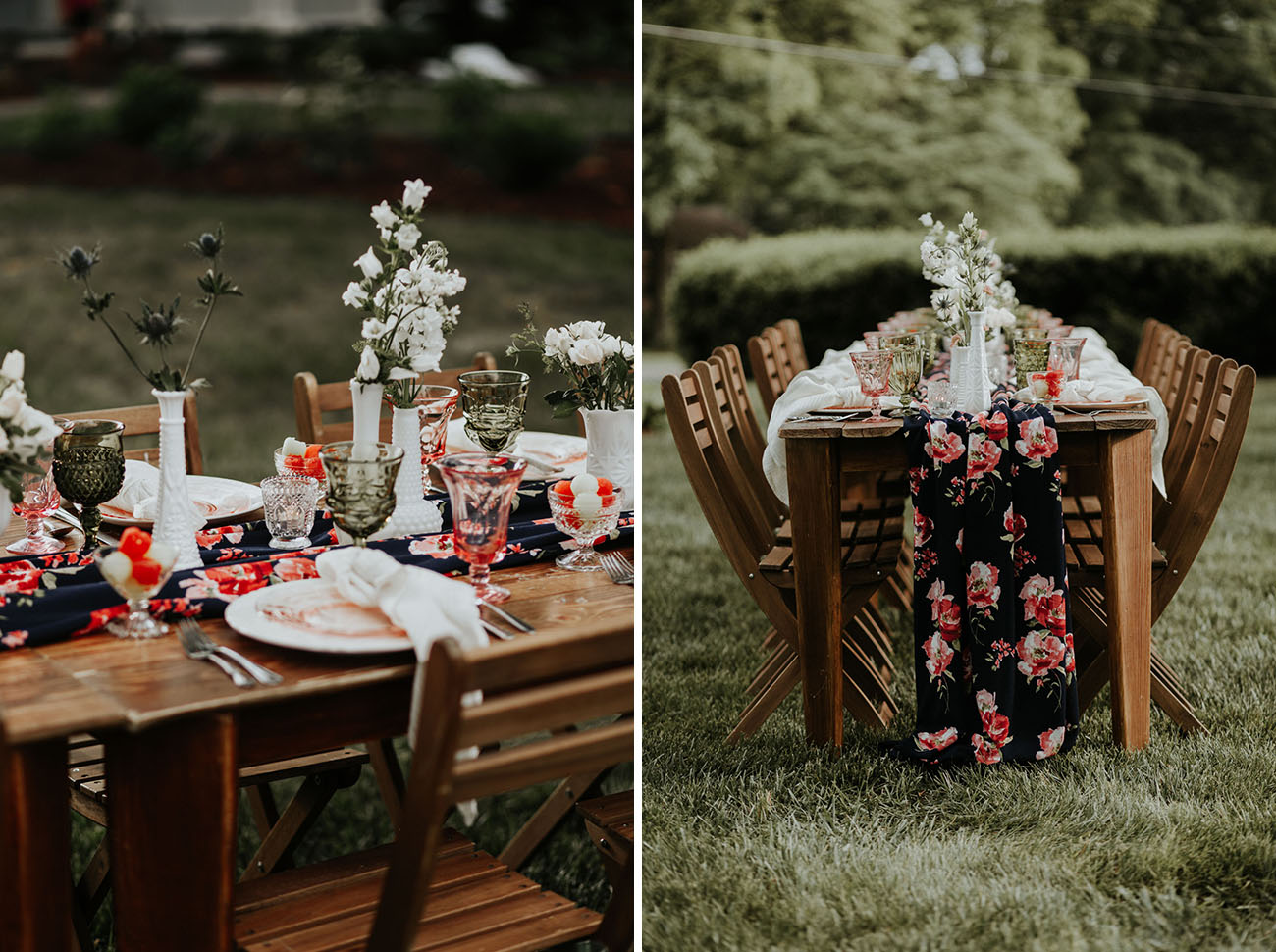 Bold Print Wedding Inspiration