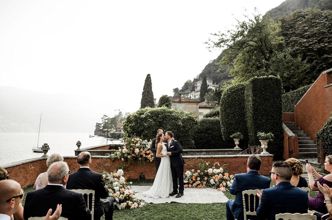 Lake Como Italy Wedding