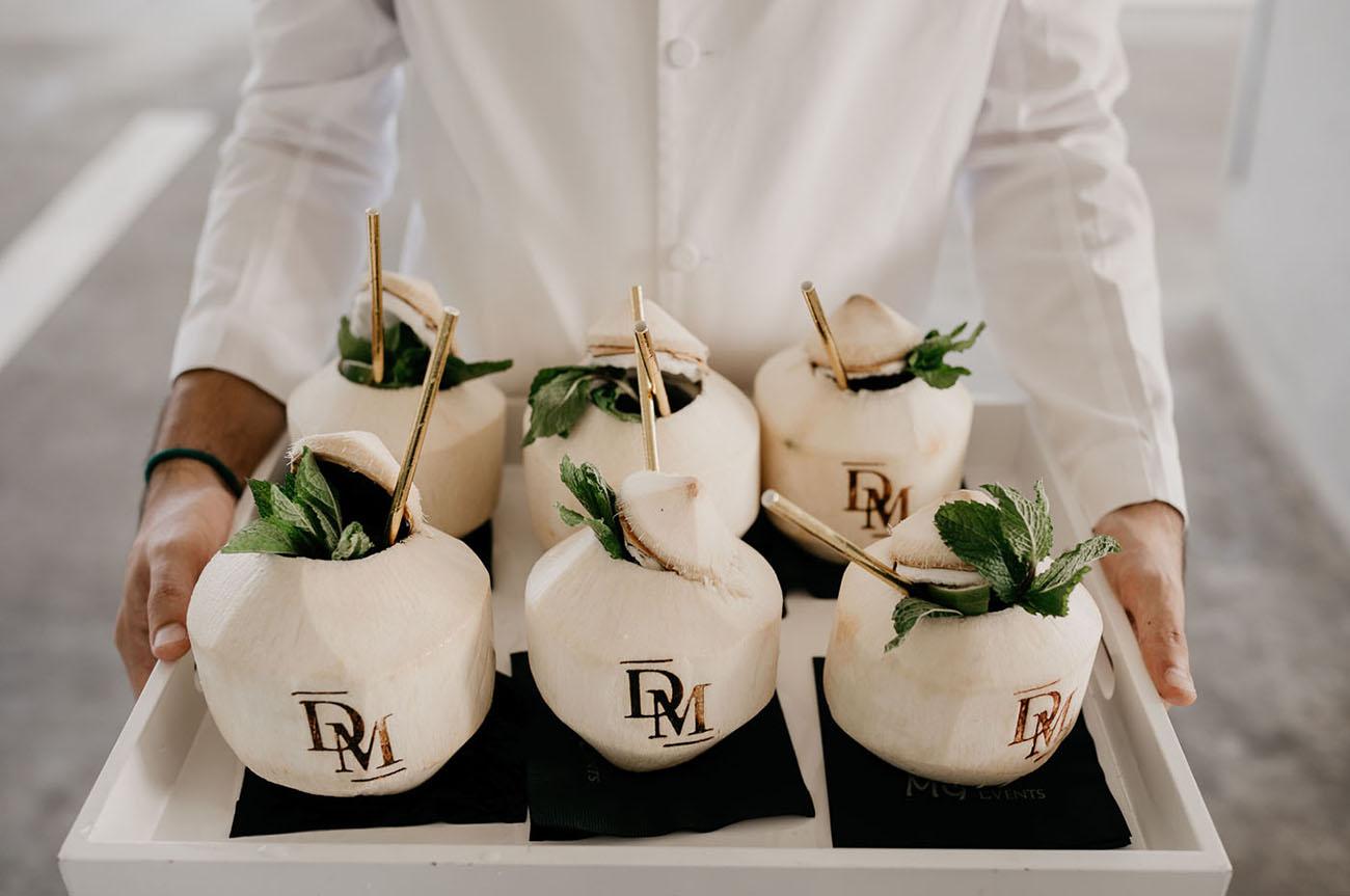 coconut cocktails