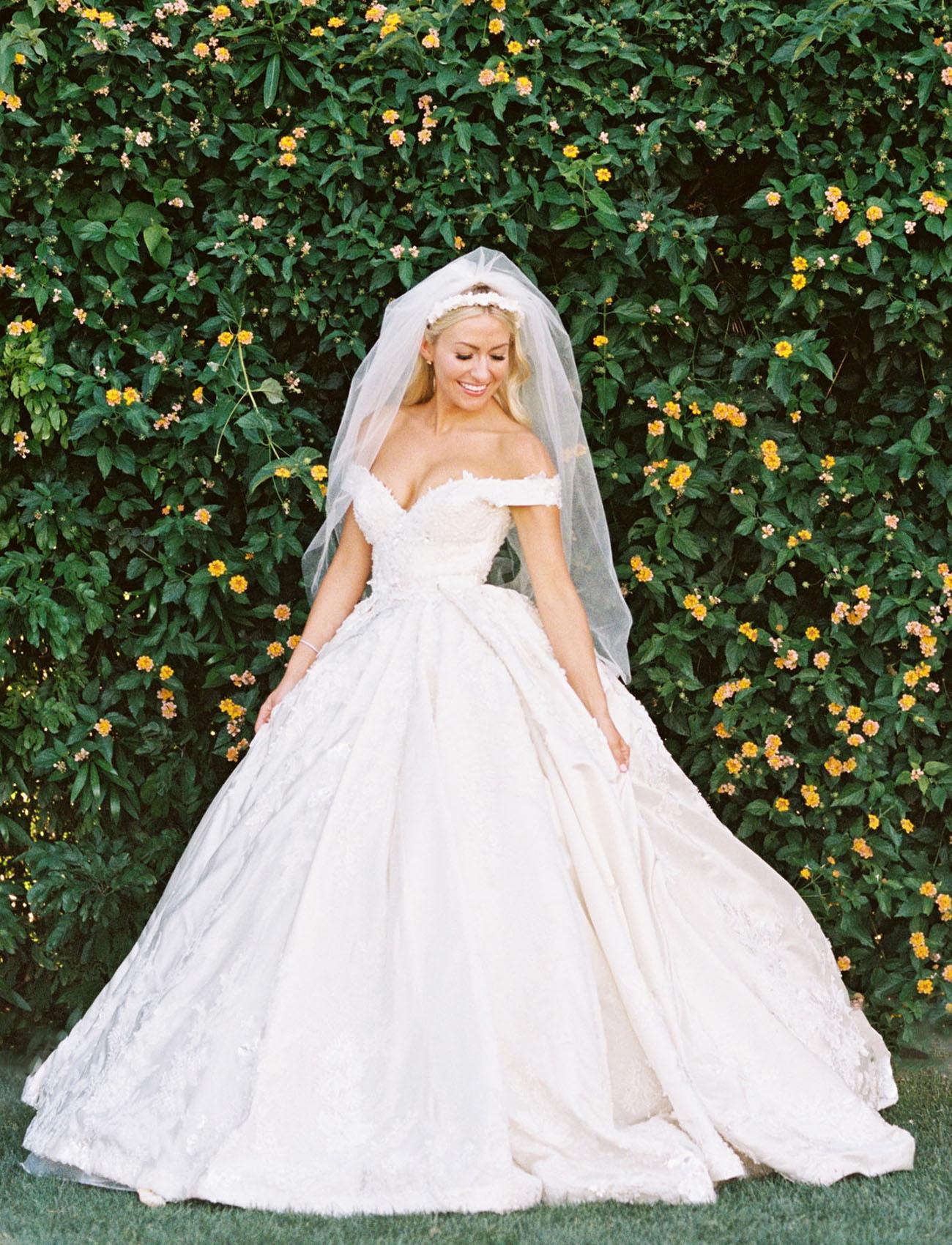 YsaMakino Wedding Dress