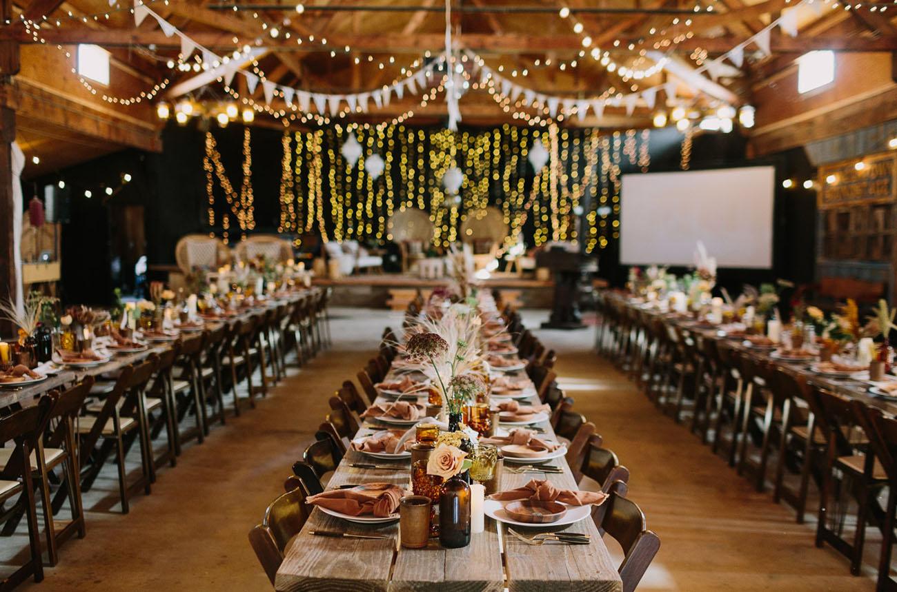 Boho Pioneertown Desert Wedding