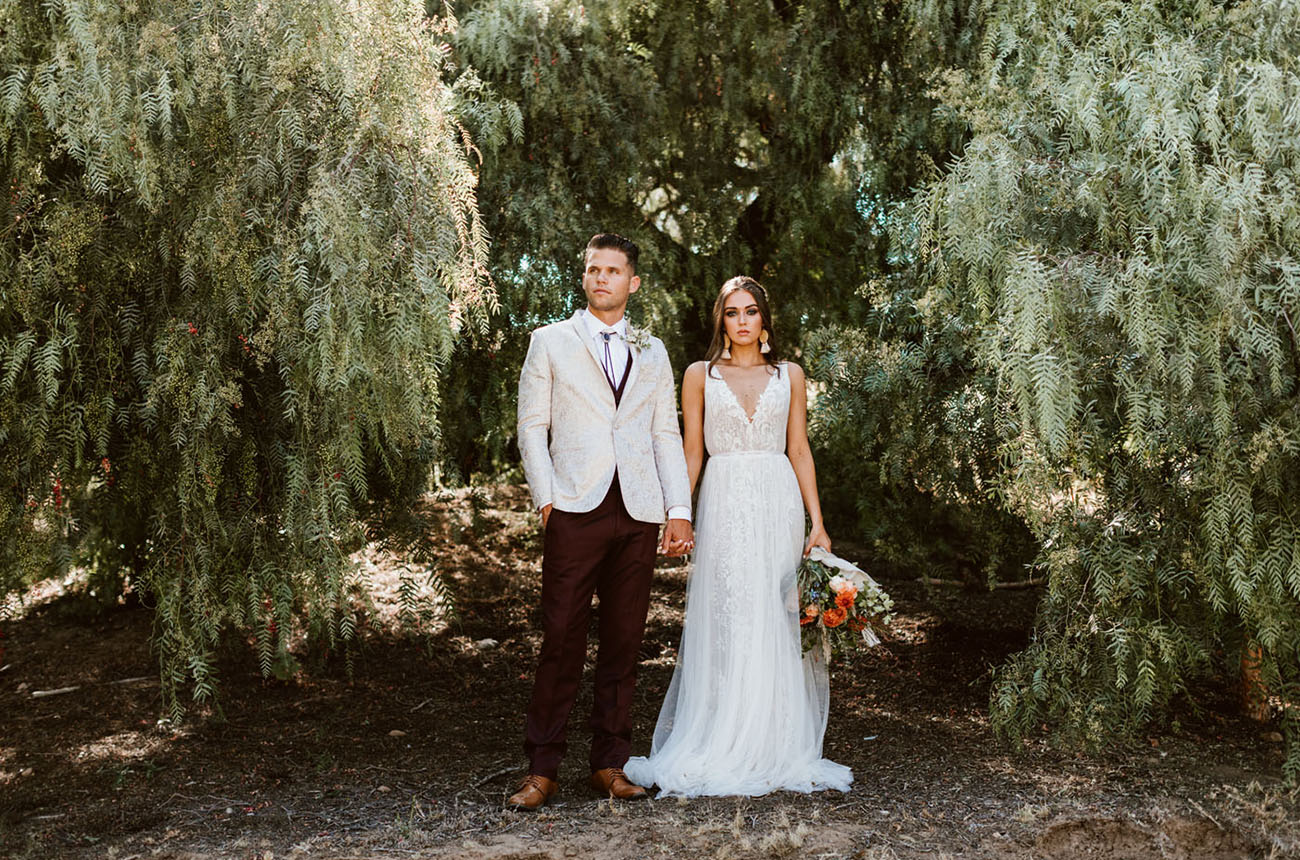 Boho Dreams Wedding Inspiration