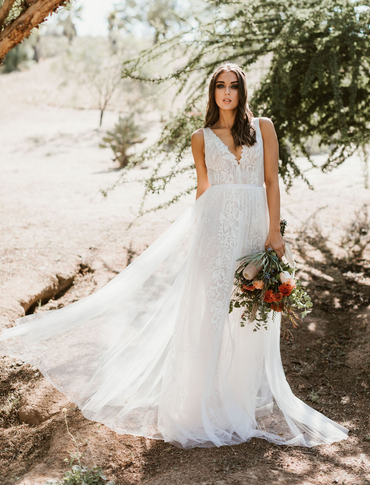 La Soie Bridal Dress