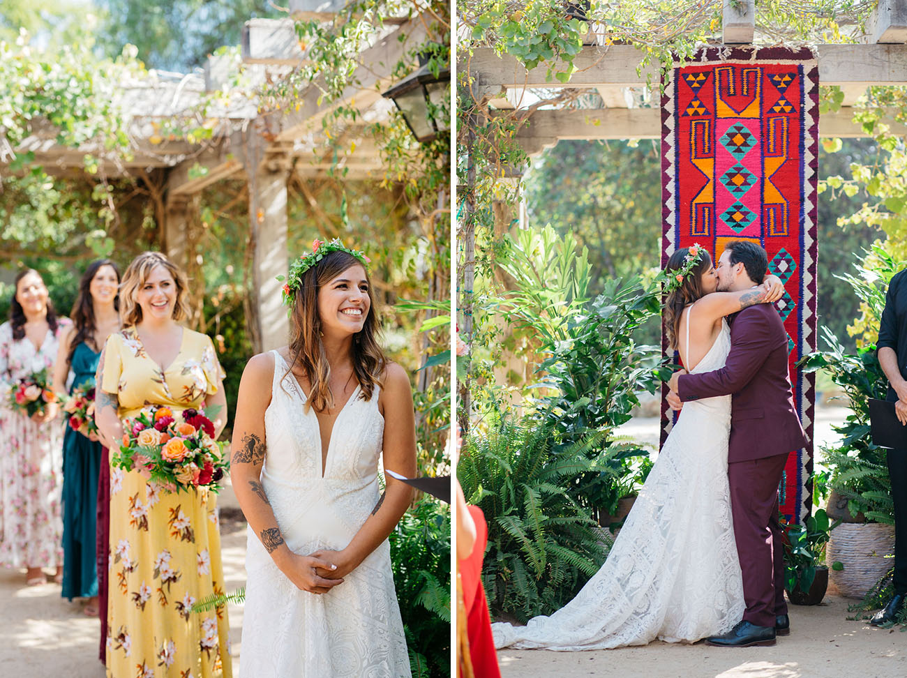 Boho Jungalow Wedding