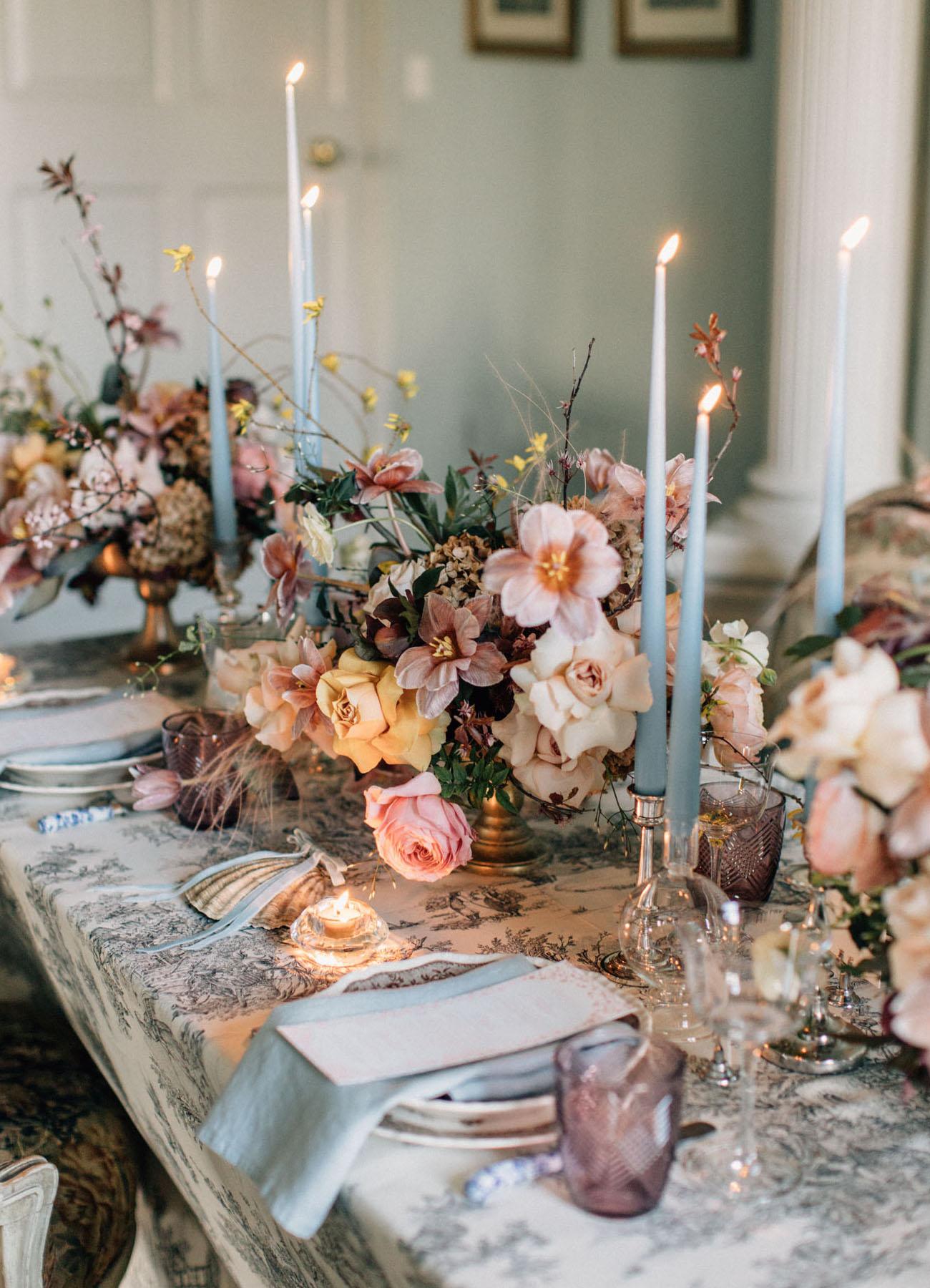 Royal Decadence Wedding Inspiration