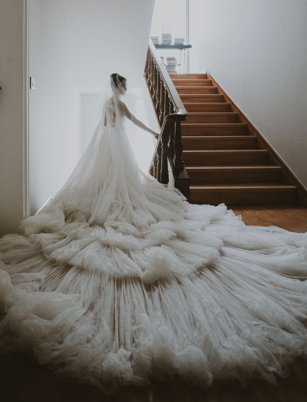 Hassan Idriss Wedding Dress