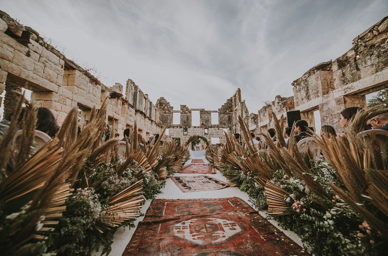 Abandoned Silk Factory Wedding
