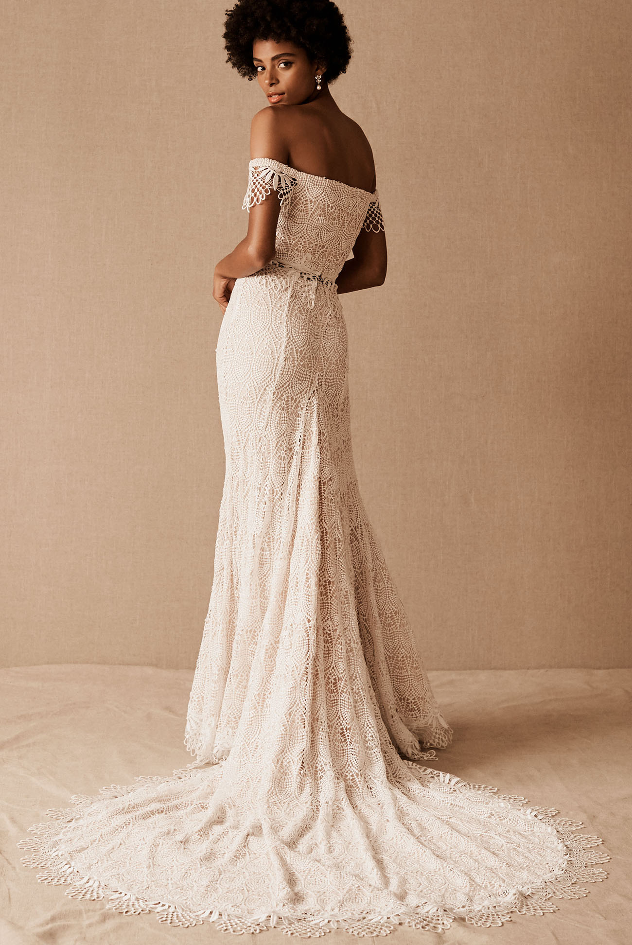 Daughters of Simone Ophelia Gown from BHLDN