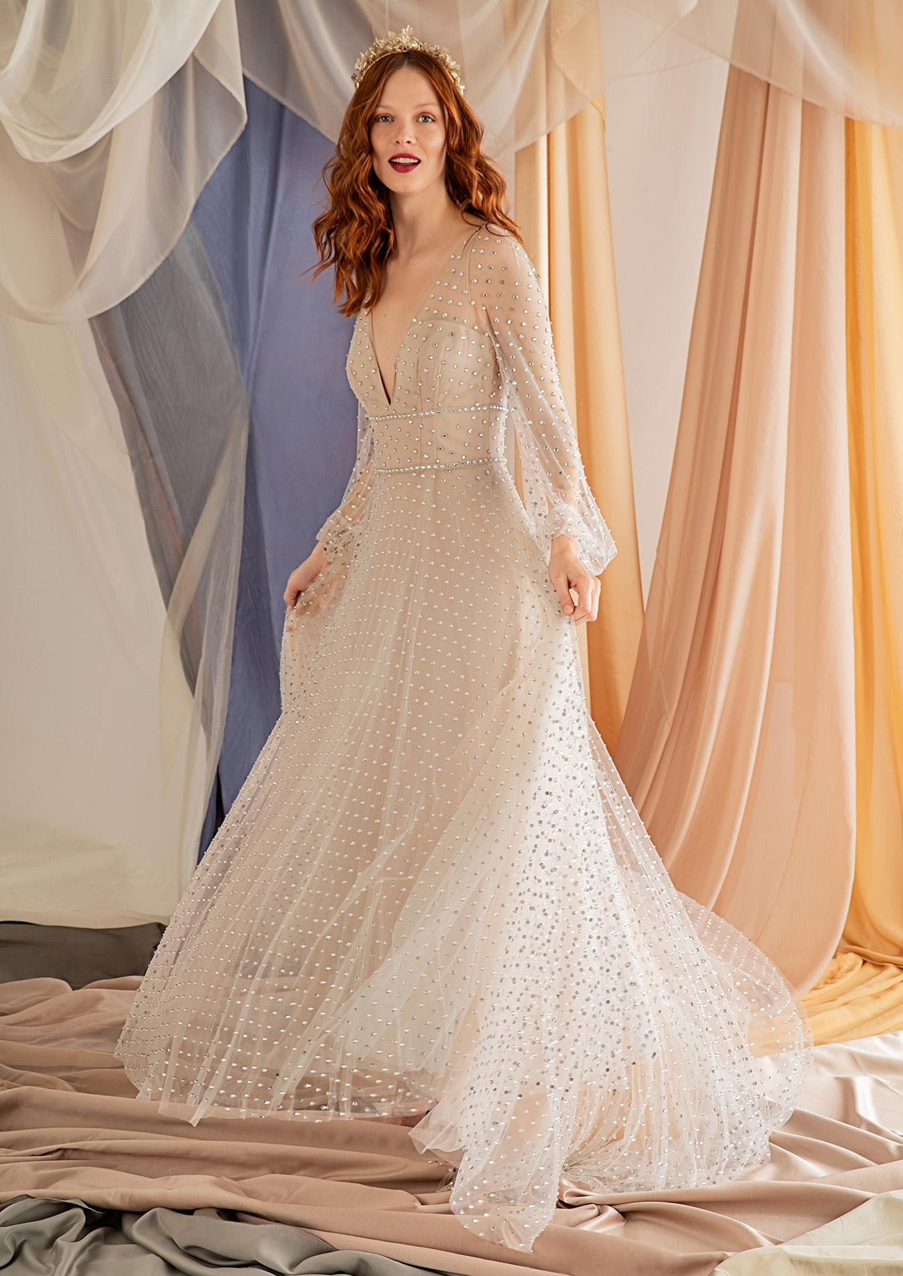 Willowby by Watters Artemia Gown