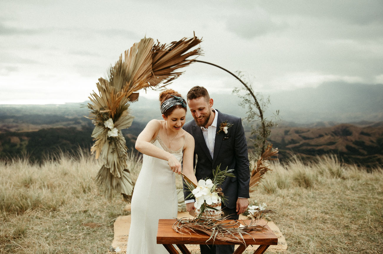 Elopement in the Fijian Highlands
