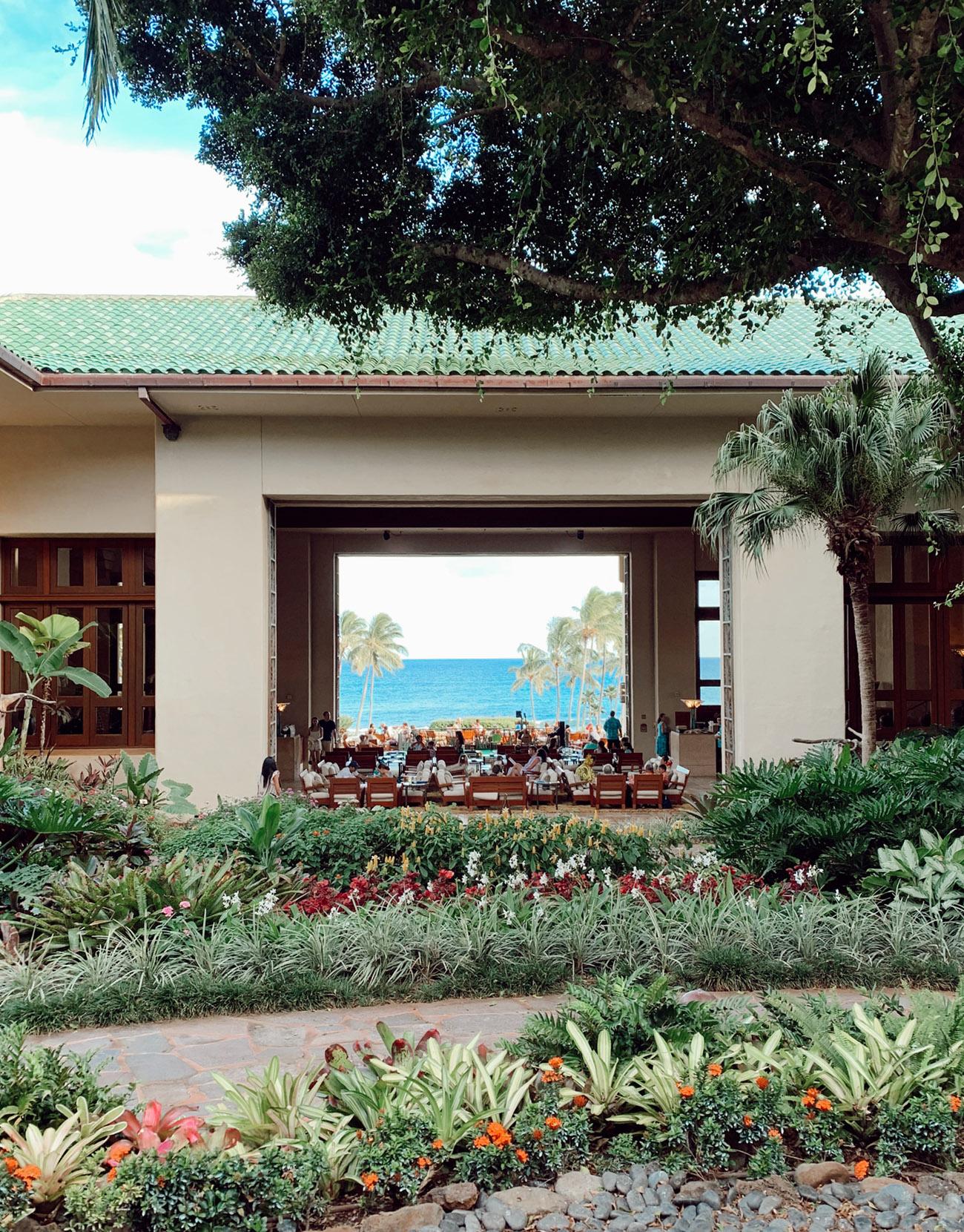 Grand Hyatt Resort & Spa in Kauai