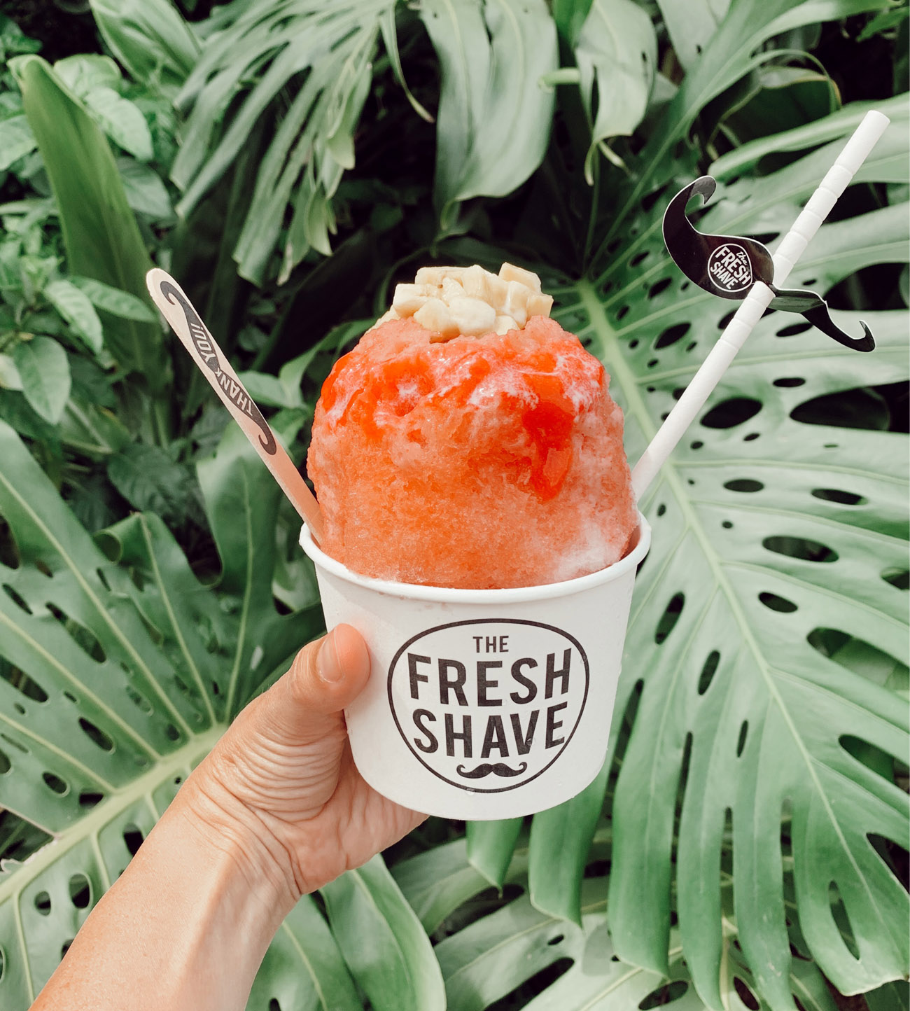 The Fresh Shave Shave Ice in Kauai