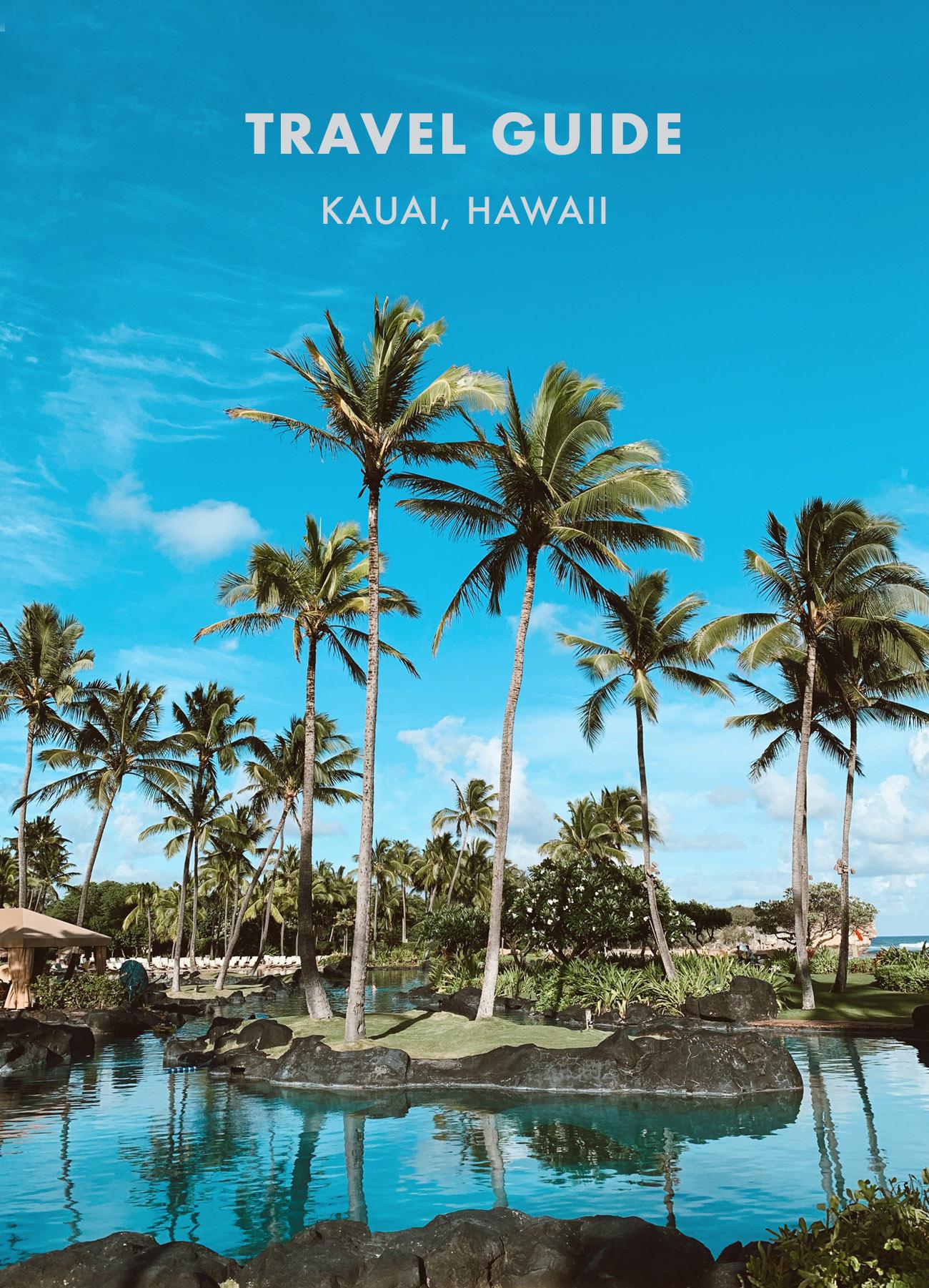 Kauai Hawaii Travel Guide - Where to Stay