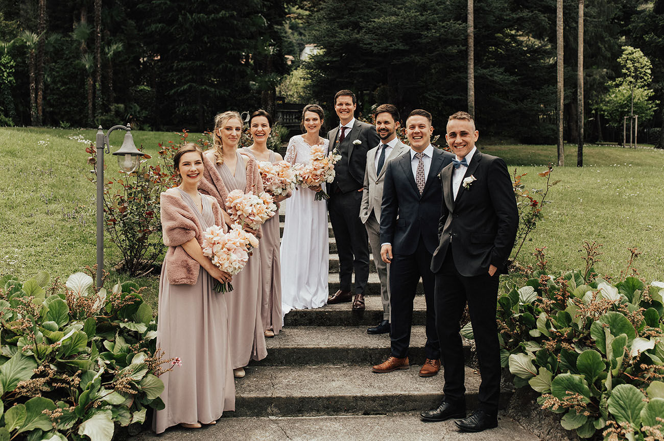 Lake Como Italy Wedding