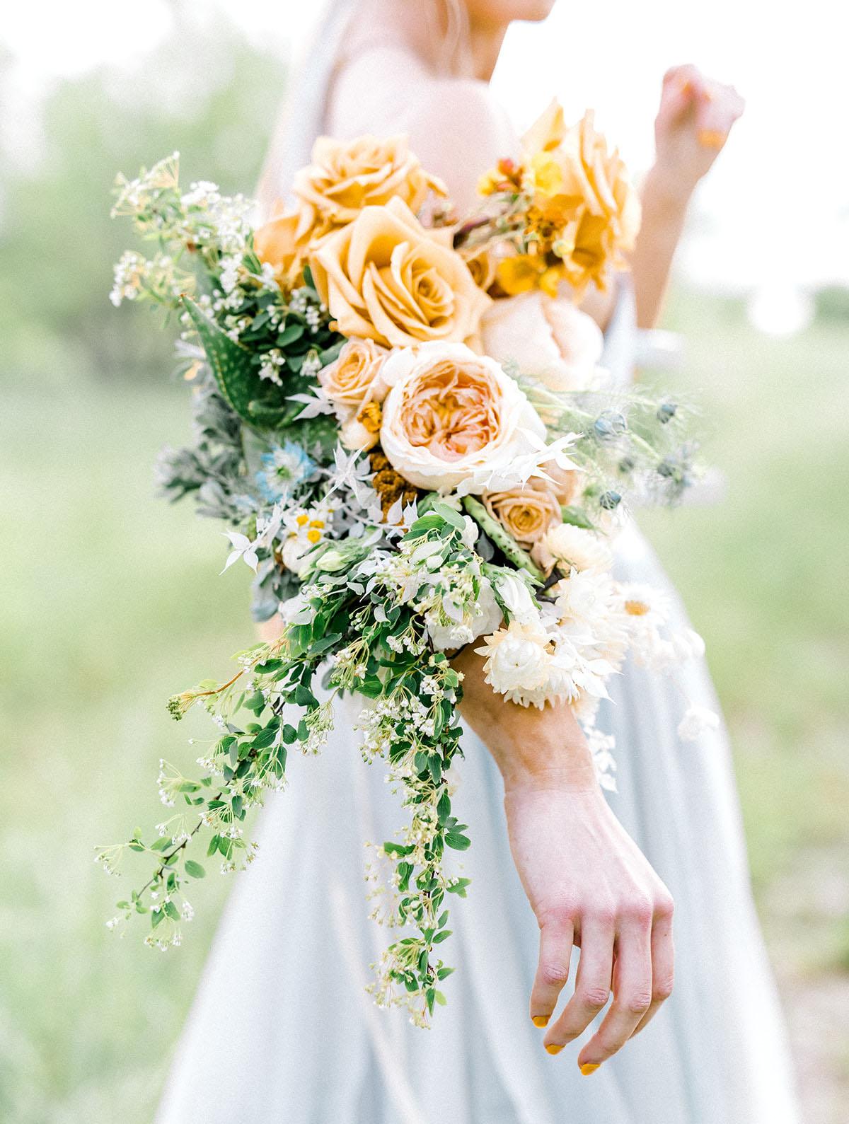 corsage bouquet