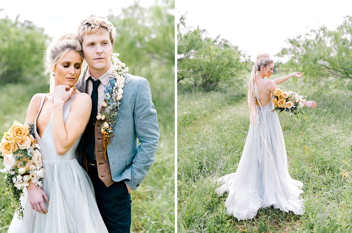 Modern Countryside Elegance Wedding Inspiration