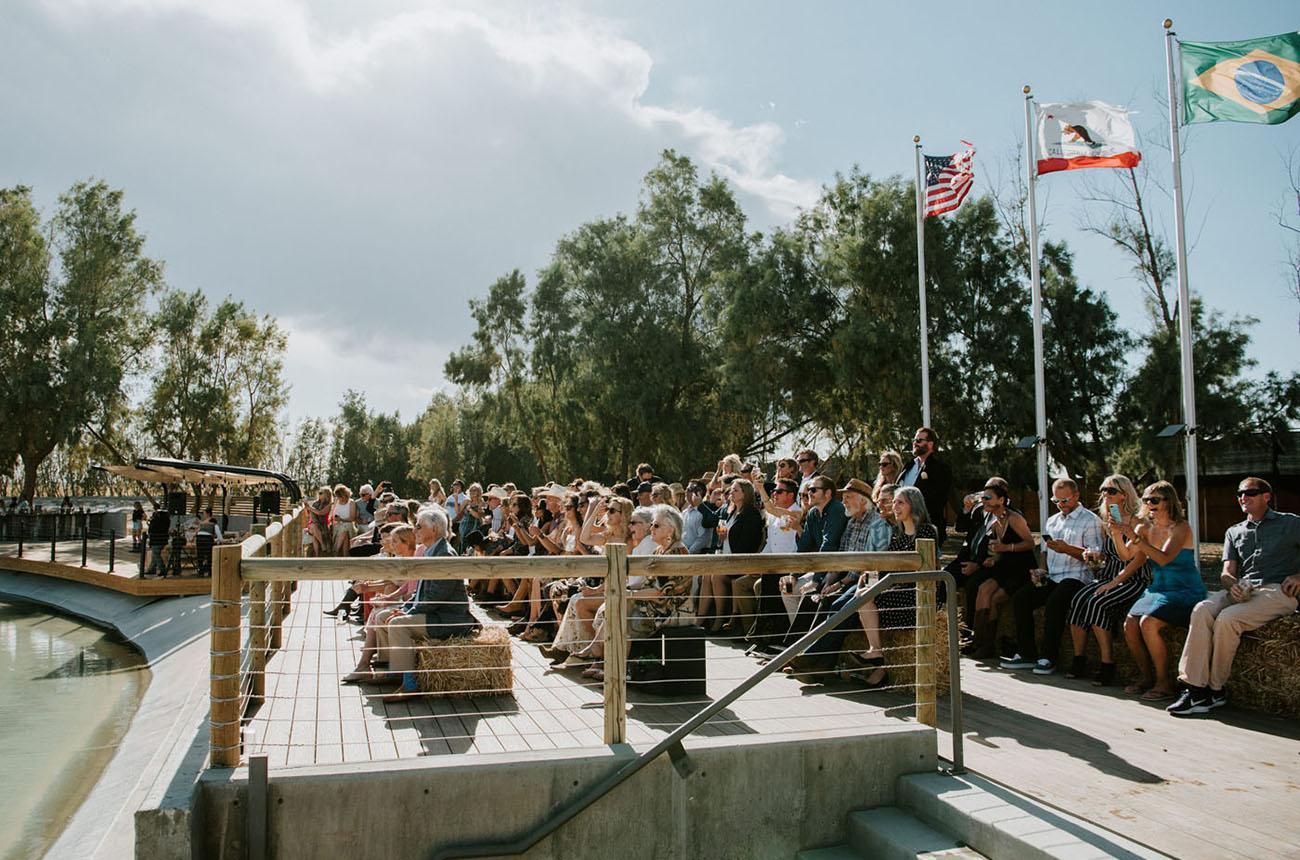 Surf Ranch California Wedding