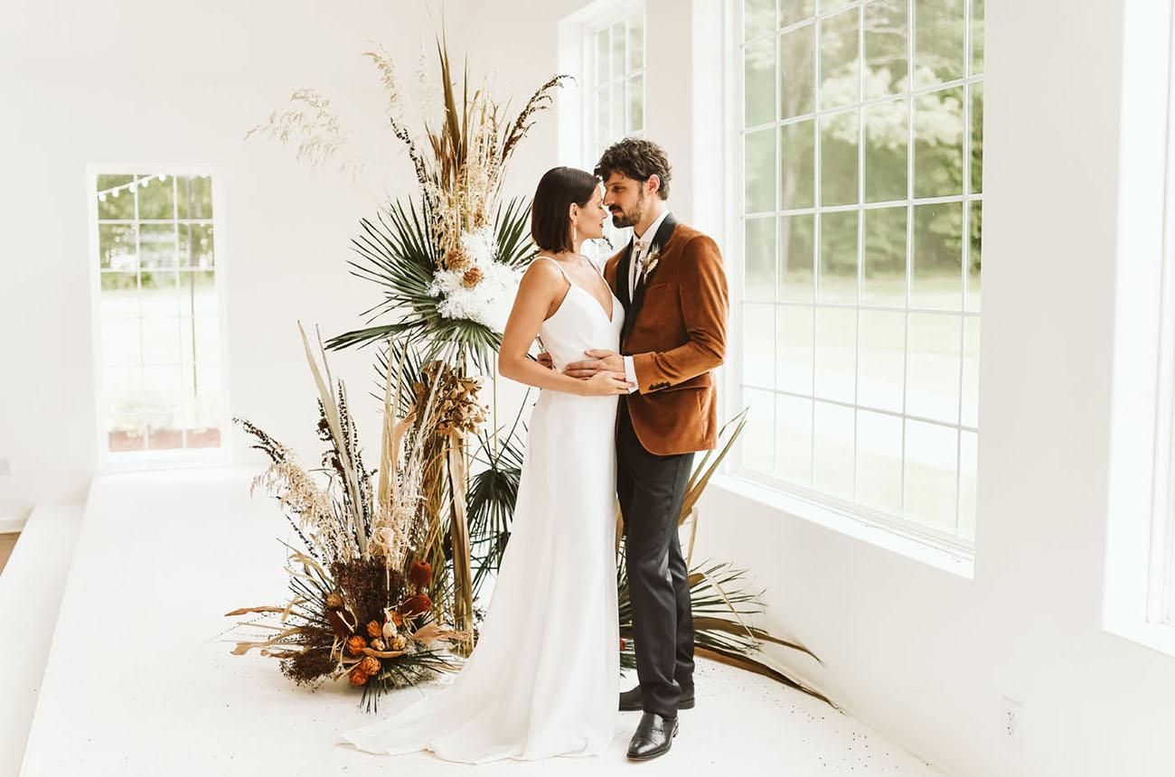 Terra Cotta Wedding Inspiration
