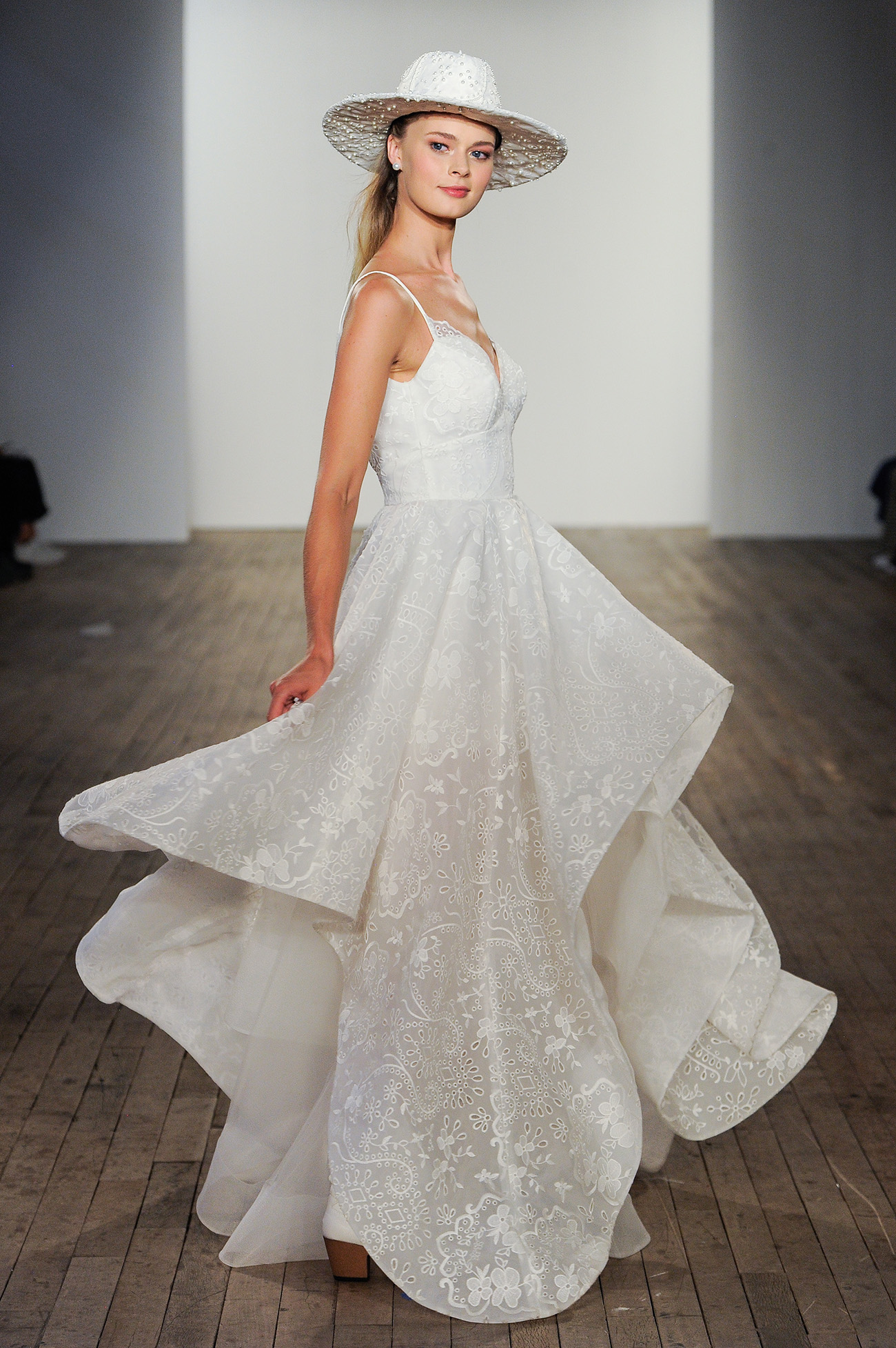 Hayley Paige Dolly Gown