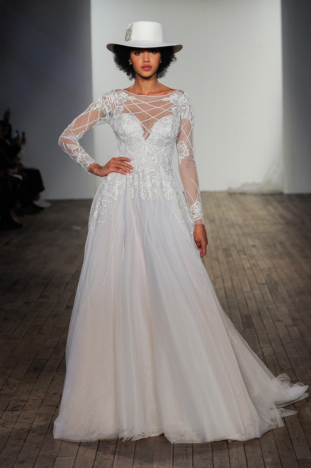 Hayley Paige Fleetwood Gown