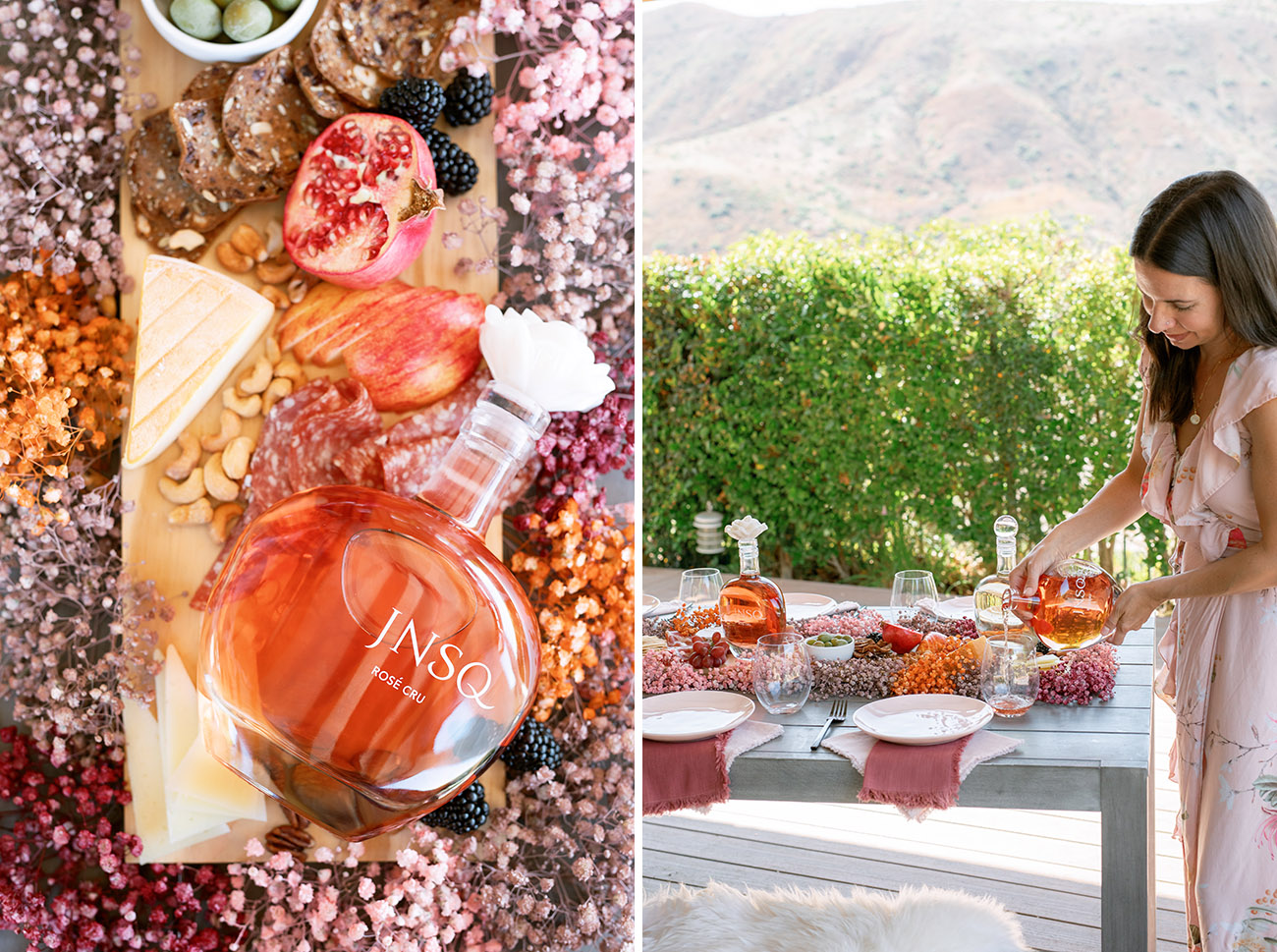 How a Wine and Cheese Party for a Bridal Shower