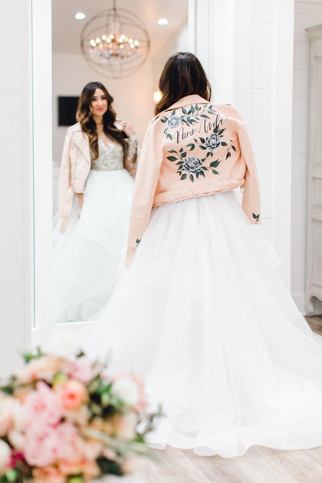 Bridal jackets