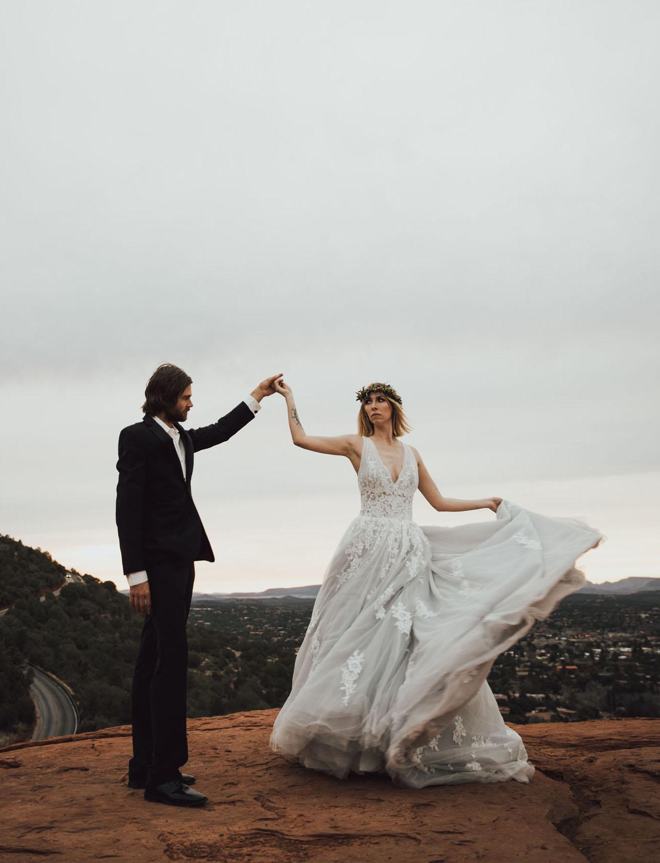 Fall Sedona Wedding Inspiration