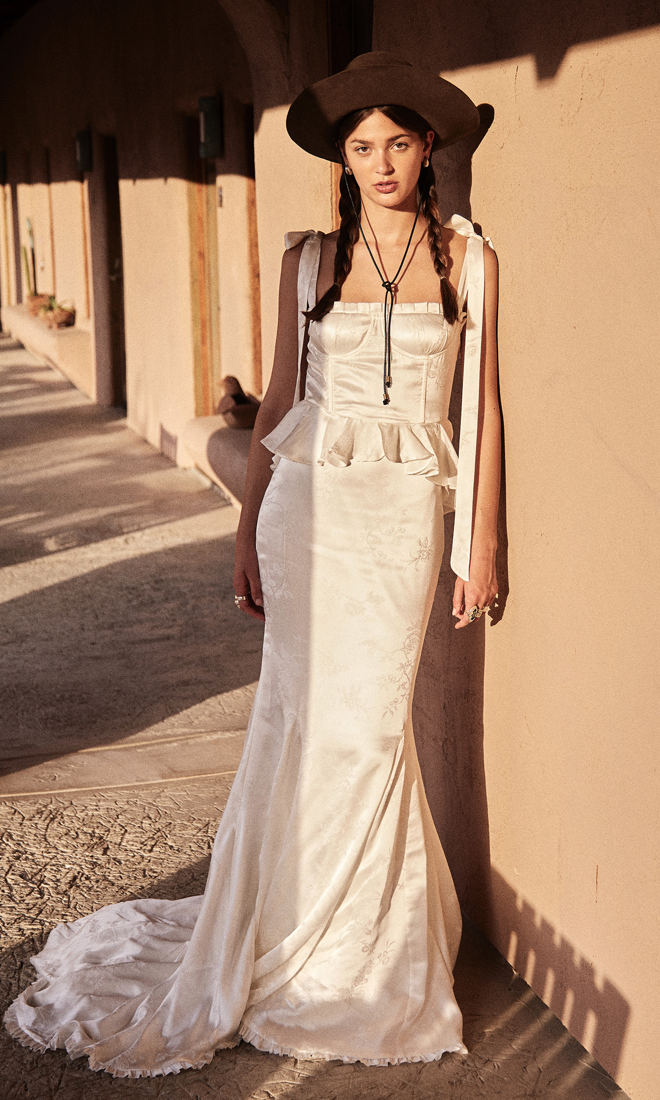 Daughers of Simone Wedding Dress