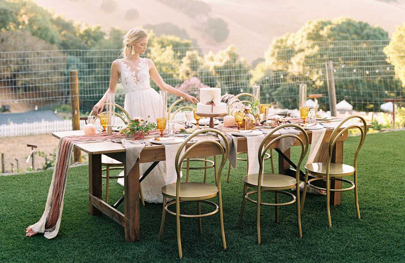 Fall Muted Desert Wedding Inspiration