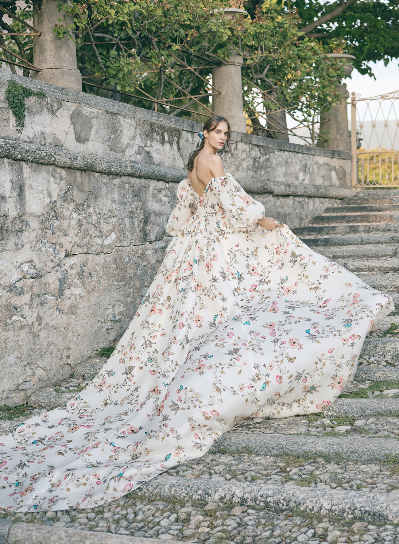 Bridal Fashion Week 2020.Our Favorite 2020 Wedding Dress Trends From Ny Bridal