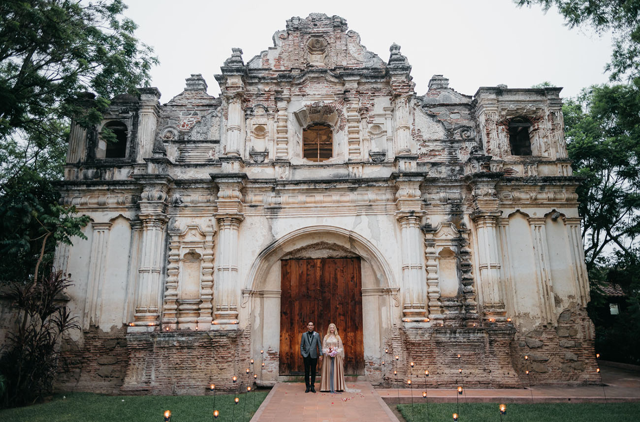 Guatemala Celestial Wedding