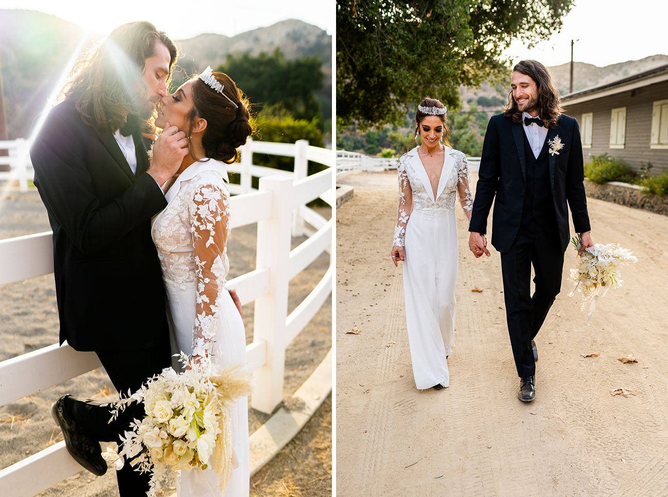 Moto Wedding Inspiration