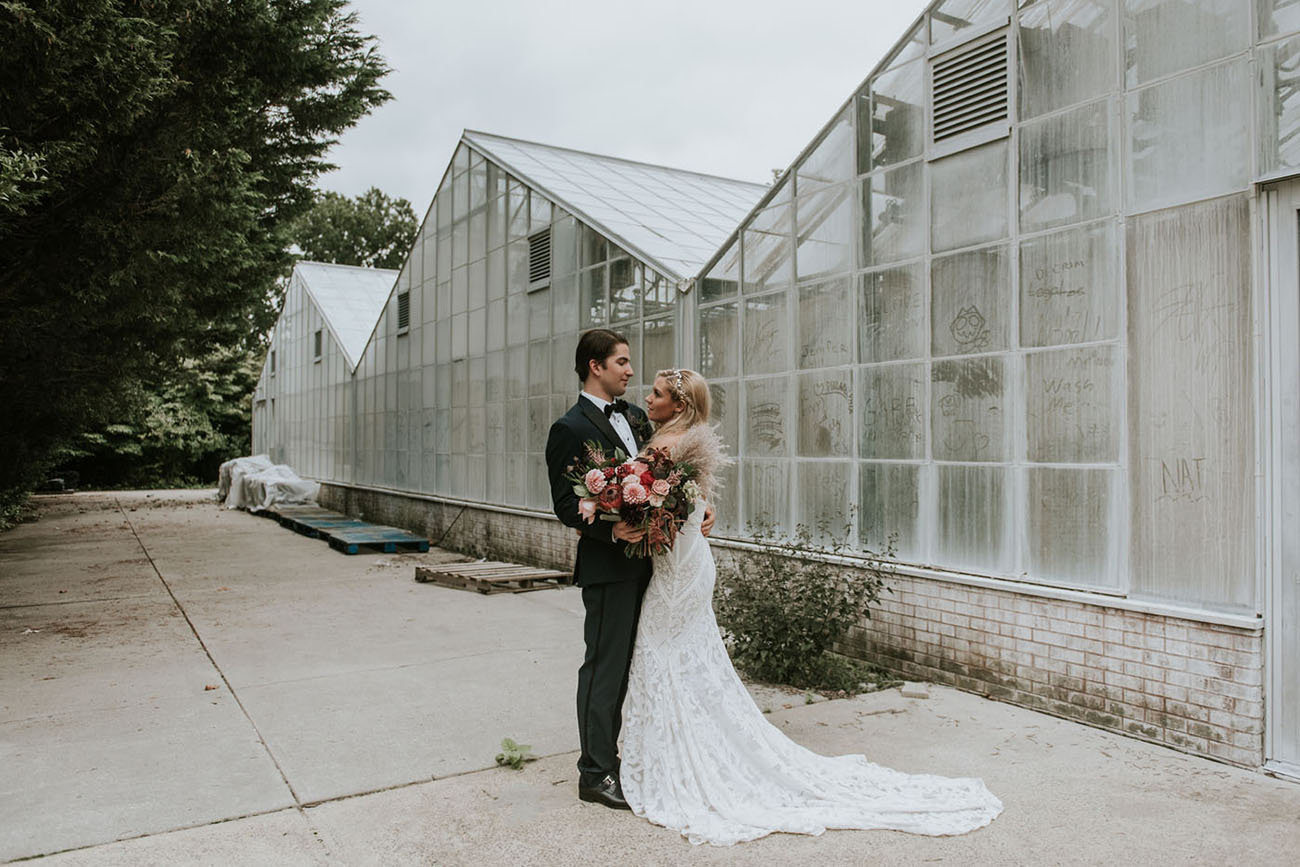 Bohemian Philadelphia Wedding