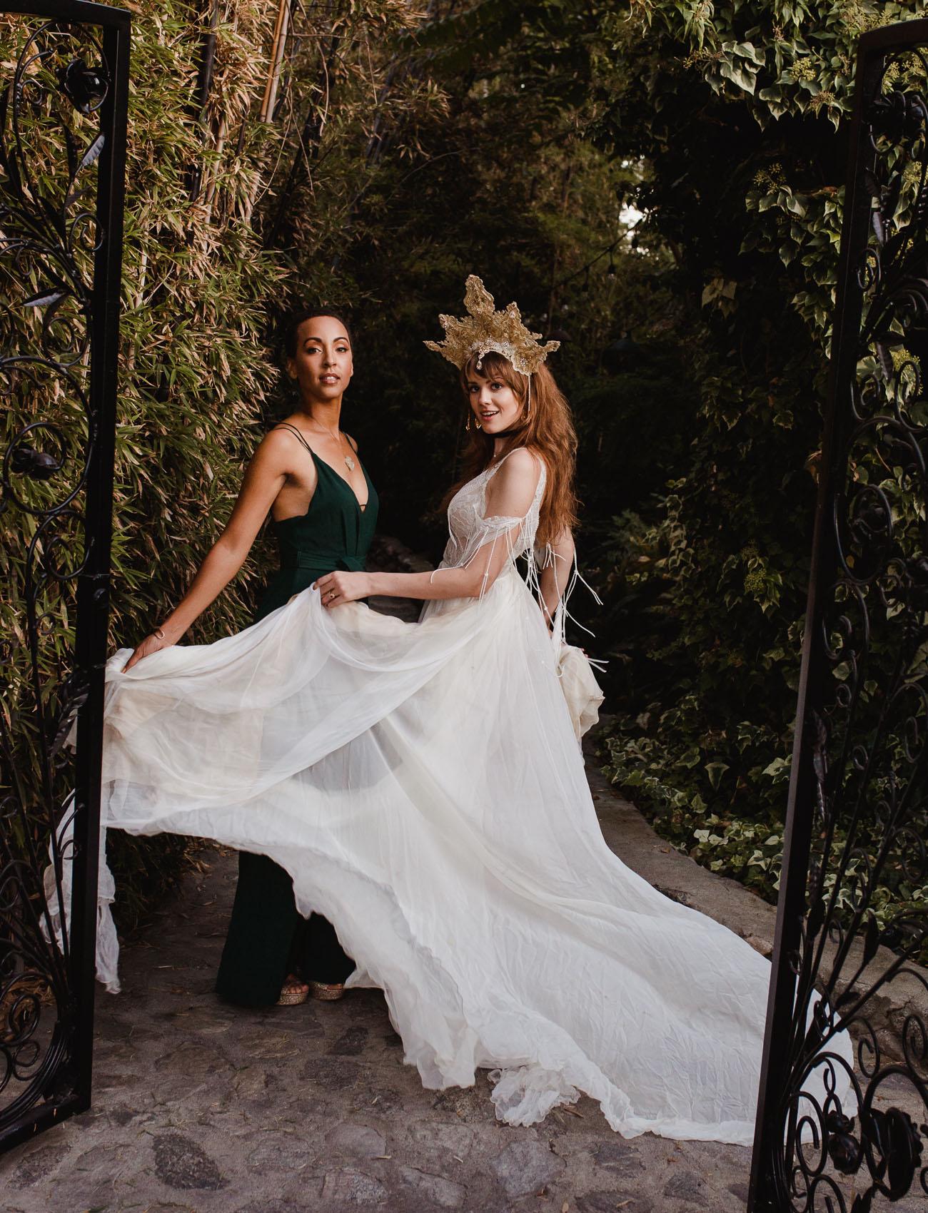 Stevie Nicks Wedding Inspiration