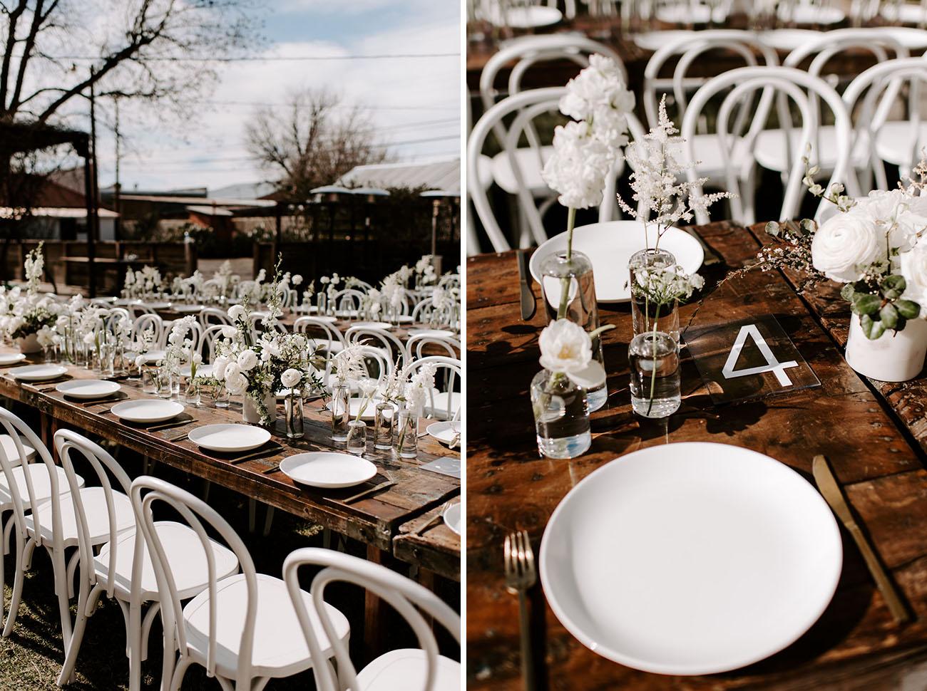 Stylish Marfa Texas Wedding