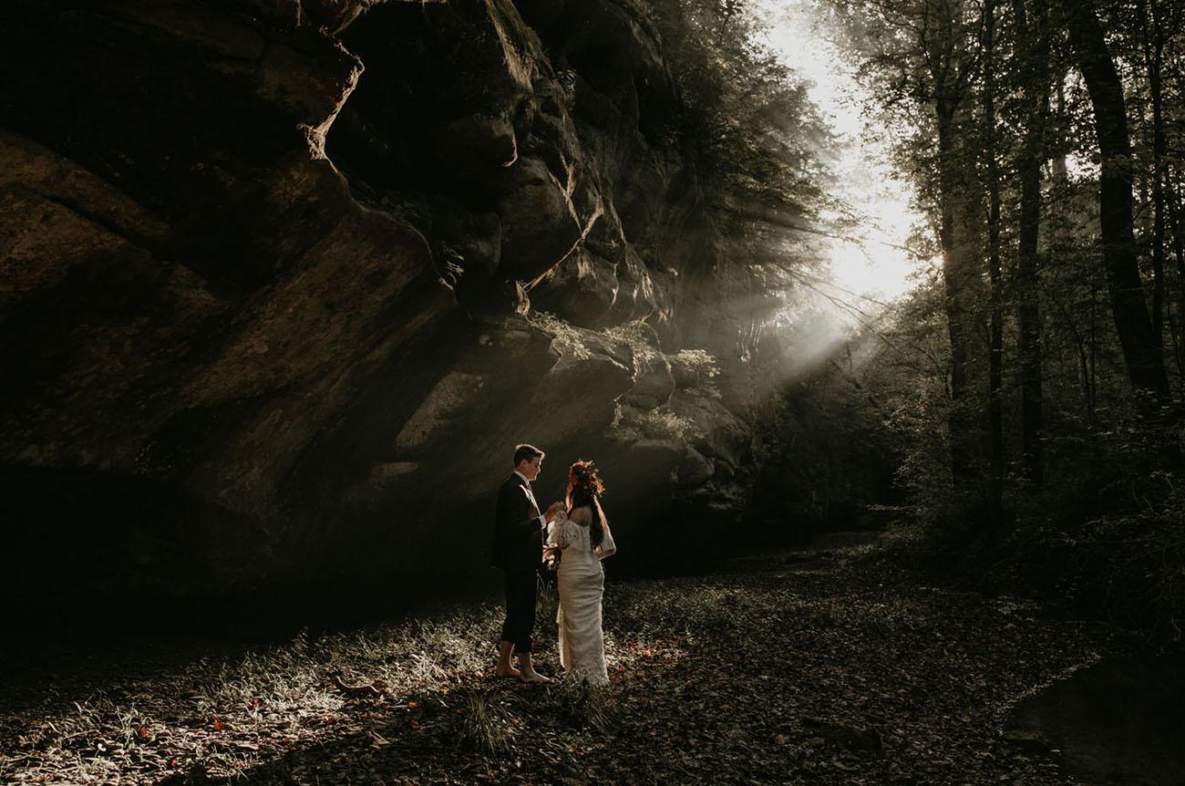 Fall Glamping Wedding Inspiration